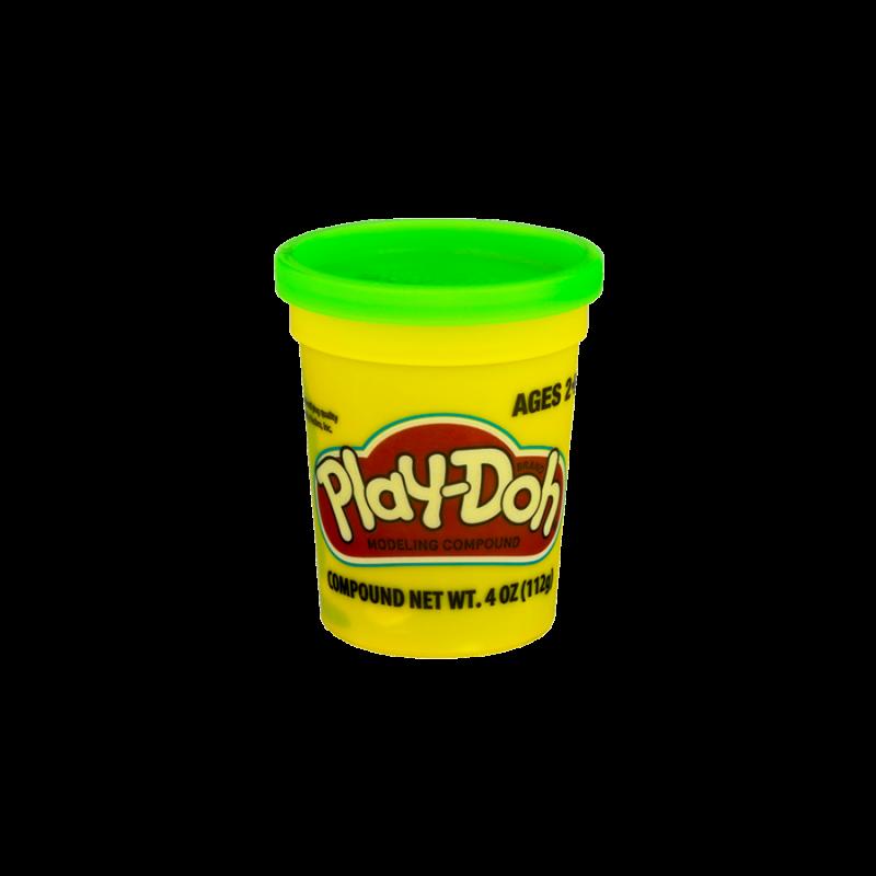 Play-Doh Masa Moldeable 4 Oz Verde Manzana