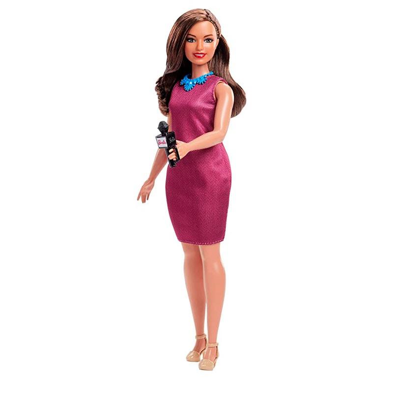 Barbie 60 Aniversario  Periodista