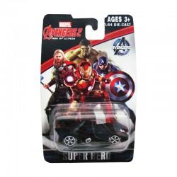 Carro estilo Avengers Batman