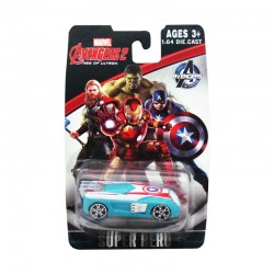 Carro estilo Avengers...