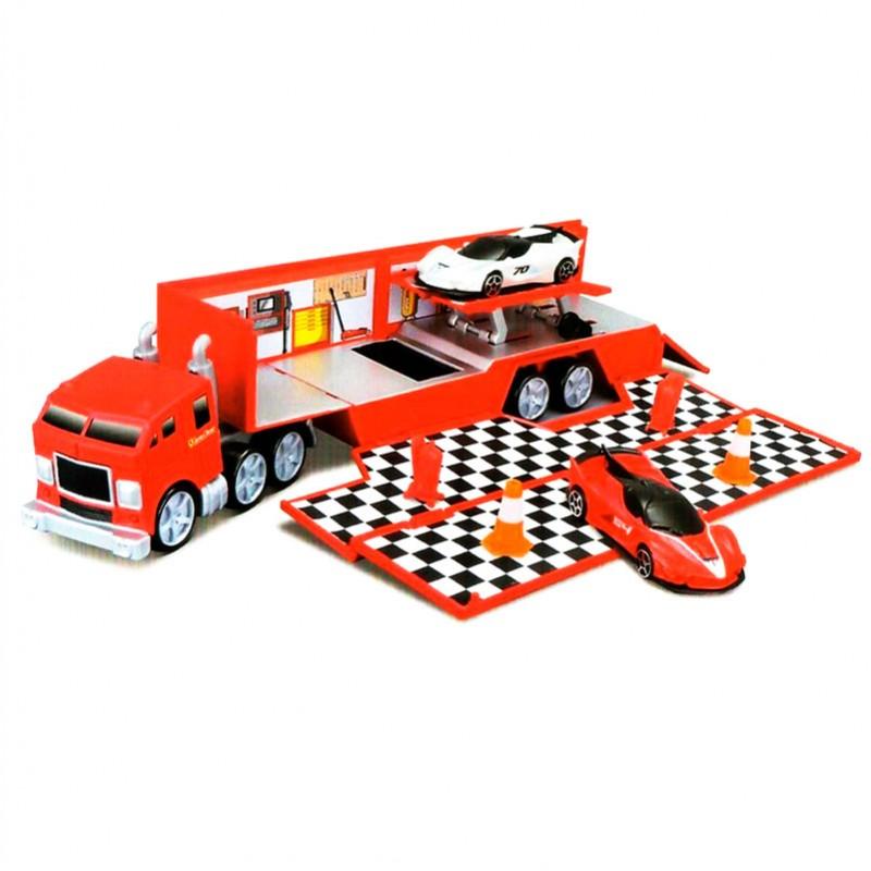 Bburago Ferrari Race & Play...
