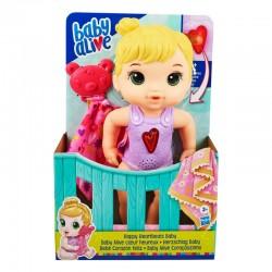 Baby Alive Bebe Corazón Felíz