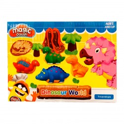 Magic Dough Dinosaur World...