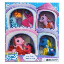 Wonder Pony Land Castillo...