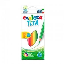 Carioca 12 lápices de...