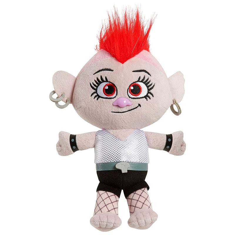 Peluche Trolls Word Tour Barb