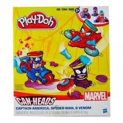 Play-Doh Figuras de Marvel