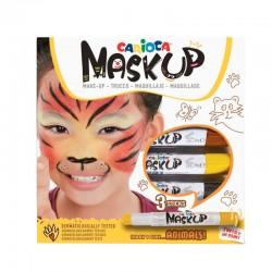 Carioca Mask Up Animals 3...