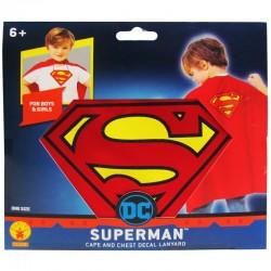 DC Superman set de Capa