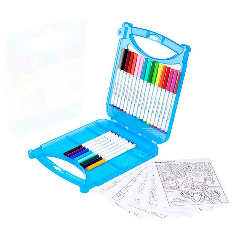 Crayola crea y colorea con...