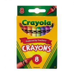 Crayola Paquete de 8 Creyones