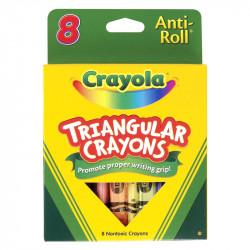 Crayola Crayones Triangular...