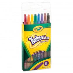 Crayola crayones giratorio