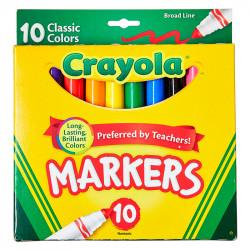 Rotuladores Crayola Broad...