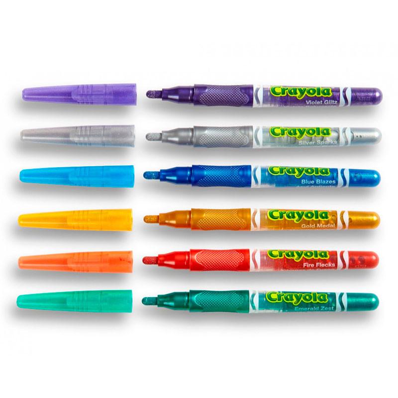 Rotuladores Crayola...
