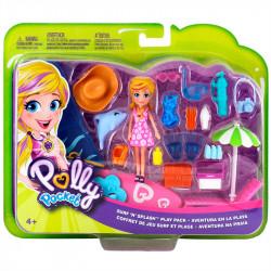 Polly Pocket Aventura en la...