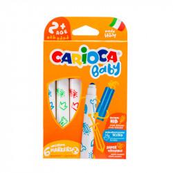 Carioca Rotuladores Baby (6...