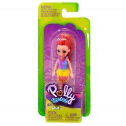 Muñeca Polly Pocket - Lila...