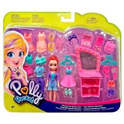 Polly Pocket Conjunto...