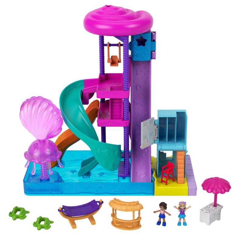 Polly Pocket Super Parque...