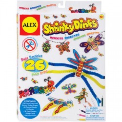 Alex - Shrinky Dinks Insectos