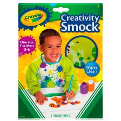Crayola bata de creatividad...