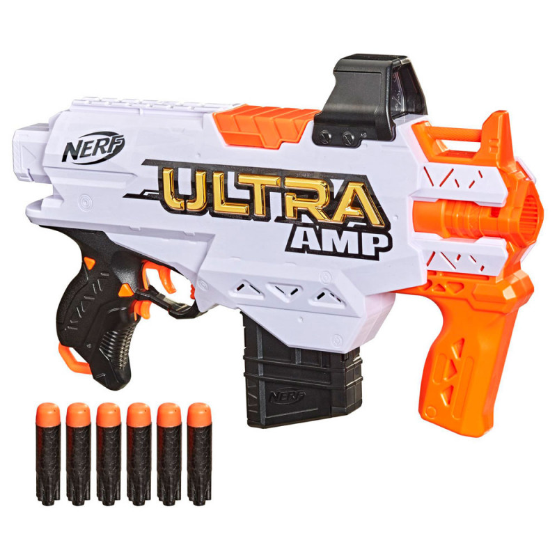 Nerf Ultra Amp lanzador...