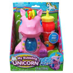 Billion Bubbles My Bubbling...