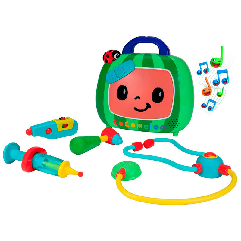 Cocomelon Musical Doctor...