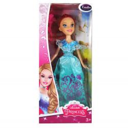 Muñeca estilo Princesa - Ariel