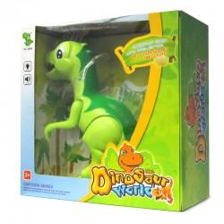 Dinosaur World Dinosaurio con Luces y Sonidos