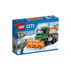Lego City - Camion Recoge Nieve