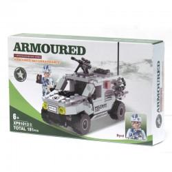 Xipco - Serie Militar: Vehículo Acorazado Armable