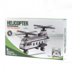 Xipco - Serie Militar: Vehiculo Helicoptero