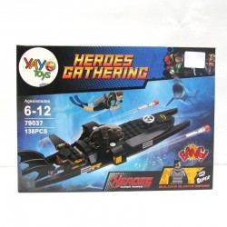 Submarino Armable - Heroes Gathering: Batman