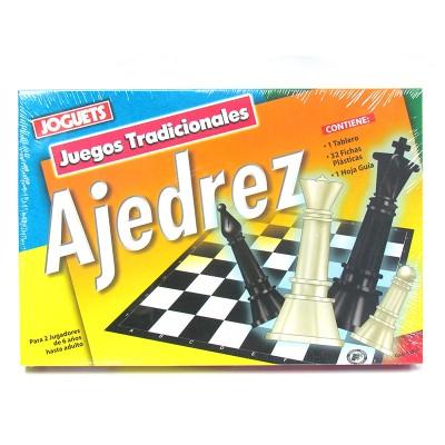 Joguets - Tablero de ajedrez