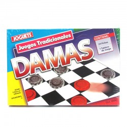 Joguets - Tablero de damas