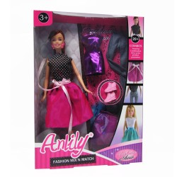 Muñeca Fashion Anlily