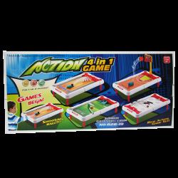 Set de Juegos Action 4 en 1