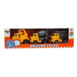 Yayo Toys - Camiones de Construcción