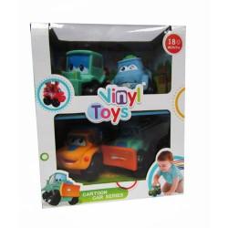 Vinyl Toys - Cartoon Car Series Montacargas
