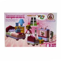 Yayo Toys - Dulce Hogar Princesa