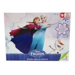 Rompecabezas - Frozen 20 Piezas