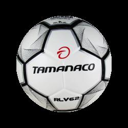 Balón de Fútbol Sala Blanco con Negro de Tamanaco
