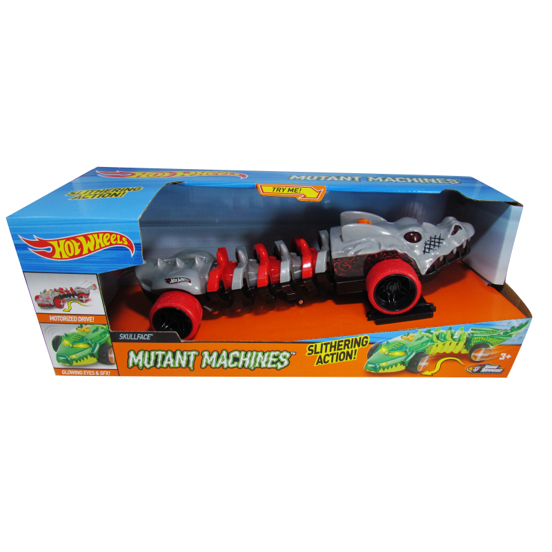 Hot Wheels Mutant Machines Skullface