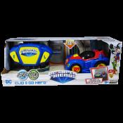 DC Clip & Go Hero Carro Surtido SuperMan