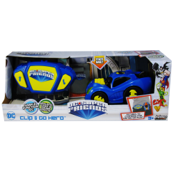 DC Clip & Go Hero Carro Surtido Batman