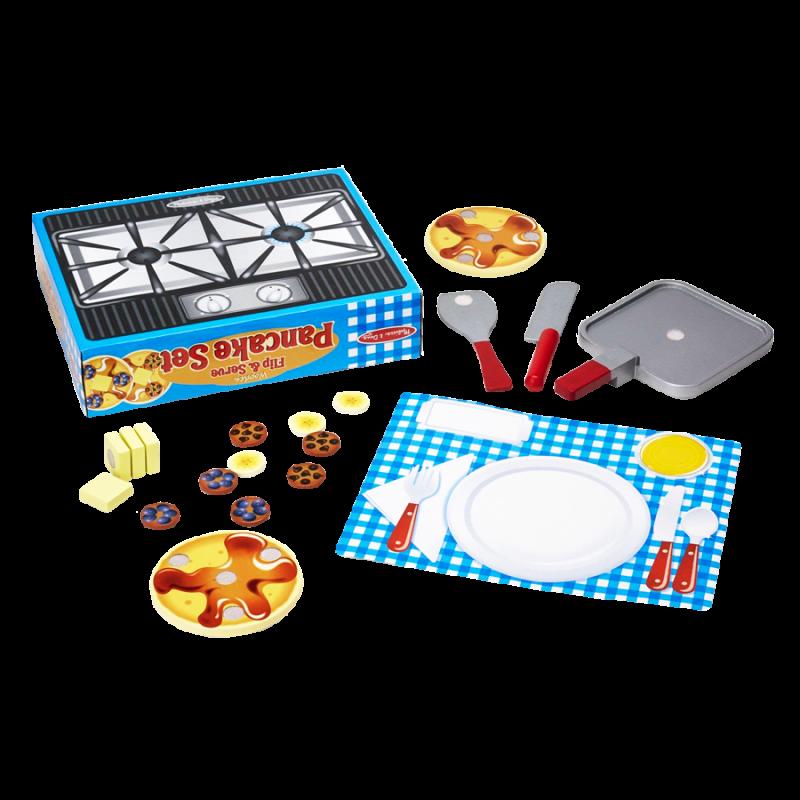 Melissa & Doug Pancake Set