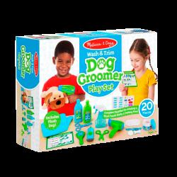 Melissa & Doug Juego de Peluquería Canina