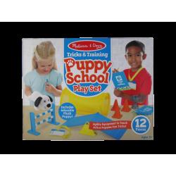 Melissa & Doug Trucos y Entrenamiento Puppy School Play Set